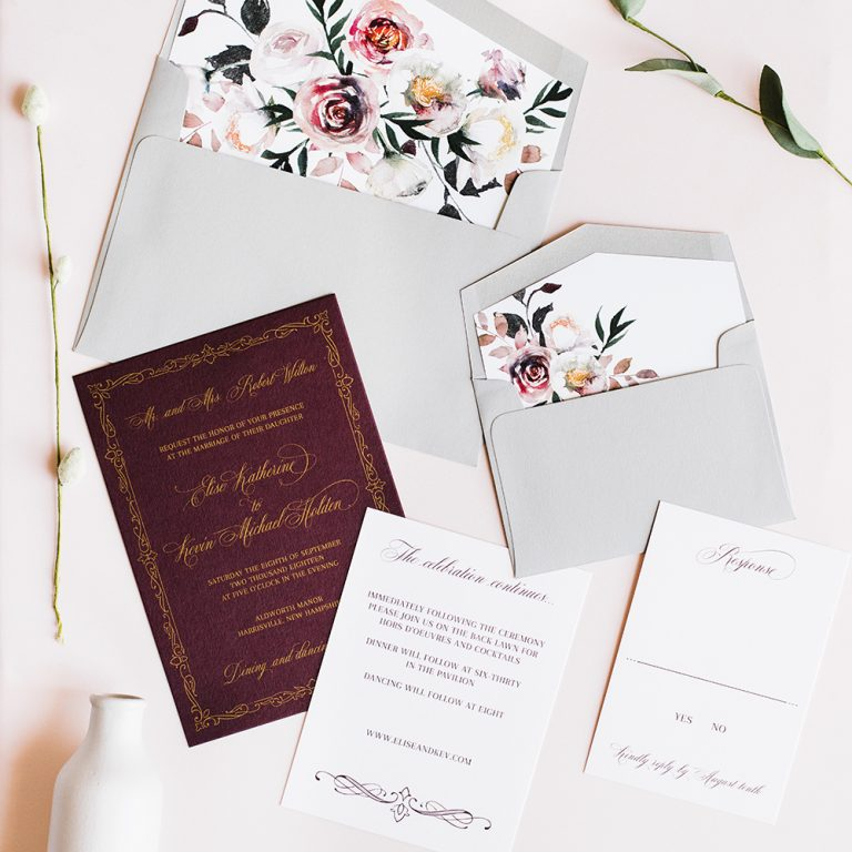 How To Word A Wedding Invitation Lauren Yvonne Design